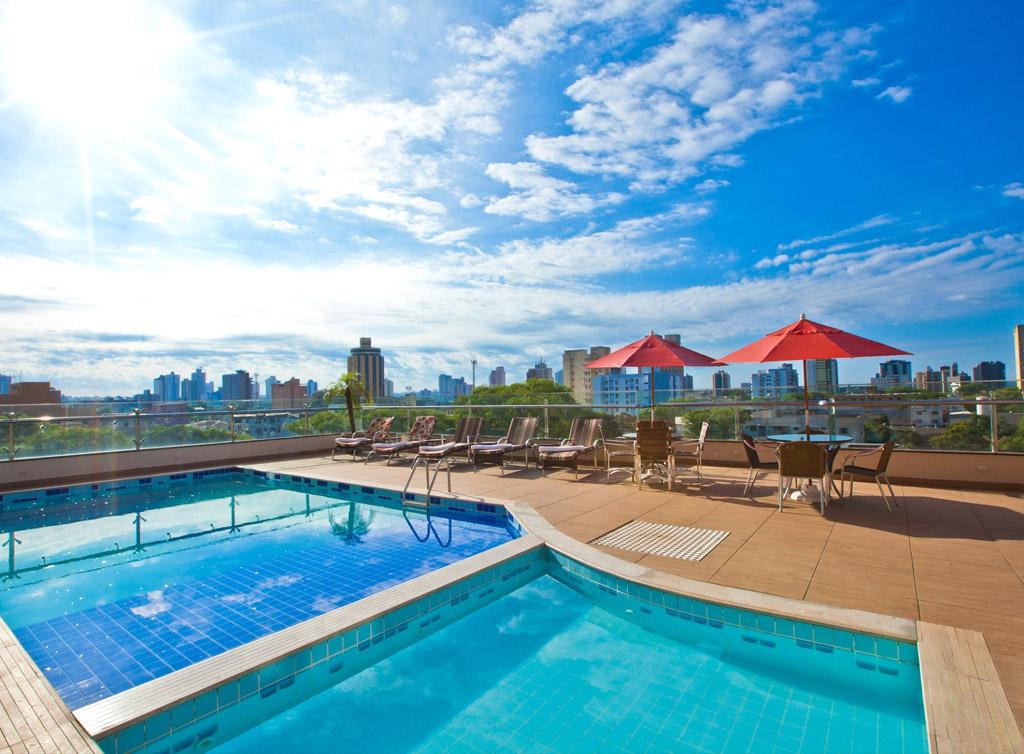 Melhores hotéis econômicos para se hospedar em Foz do Iguaçu